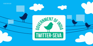 Government launches Twitter Seva